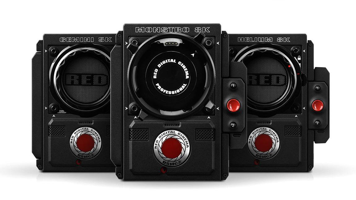 تعرف على تشكيلة كاميرات RED الجديدة والتي اطلقت في الشرق الاوسط