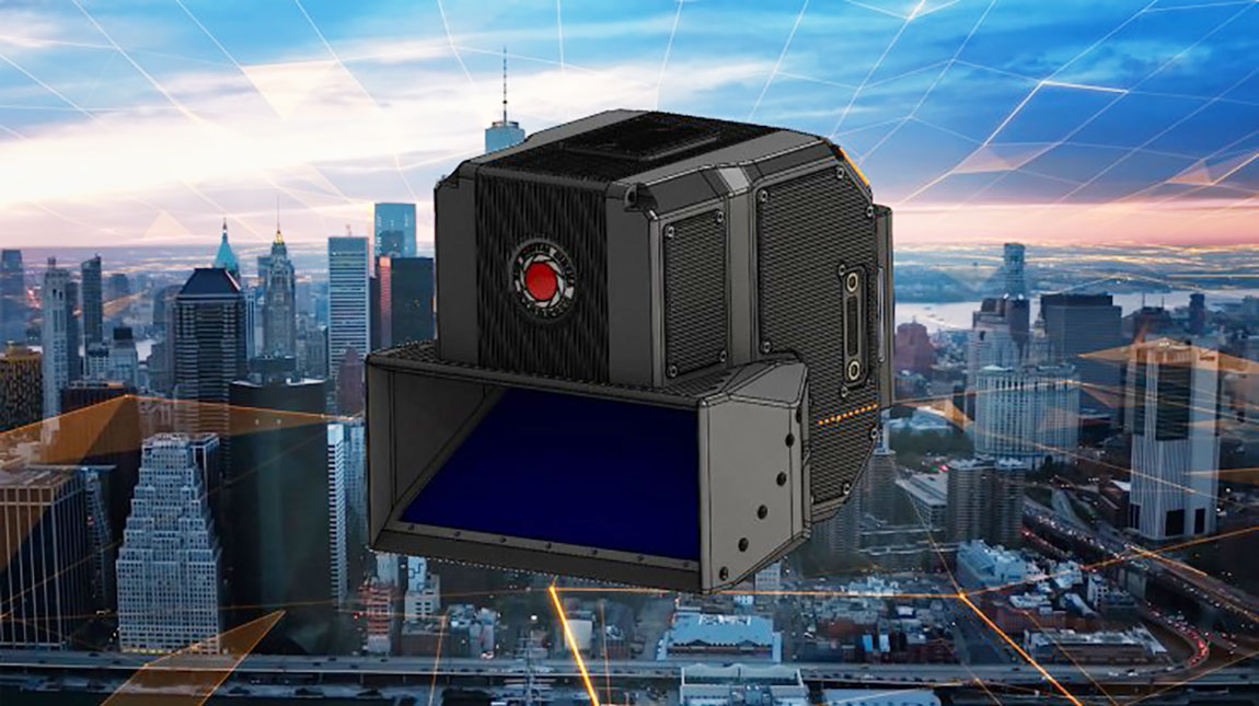 كاميرة تصوير ثلاثي الابعاد من ريد بالتعاون مع Lucid