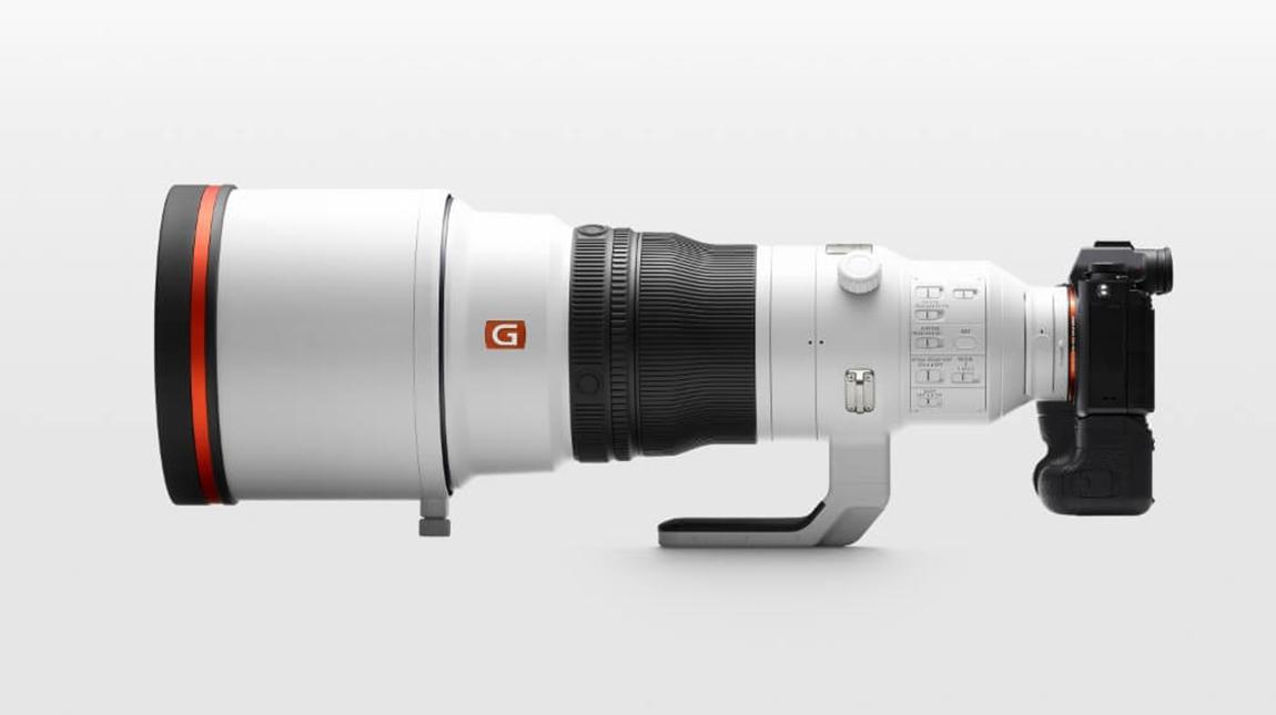 الكشف عن عدسة سوني 400mm لتصوير الرياضة والطبيعة