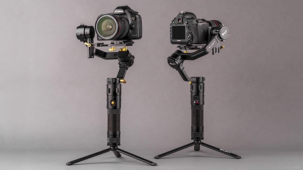 الإعلان عن جيمبل ikan PIVOT لكاميرات دي اس ال ار