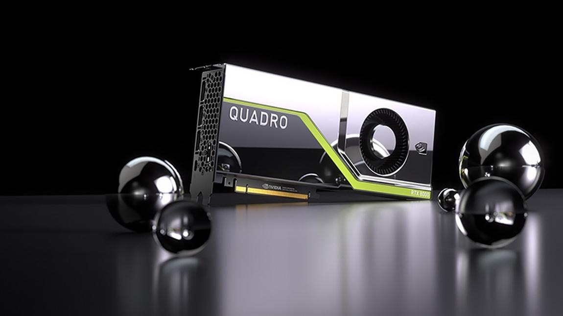 كارت الجرافيك NVIDIA Quadro RTX لمونتاج الفيديو بجودة 8K