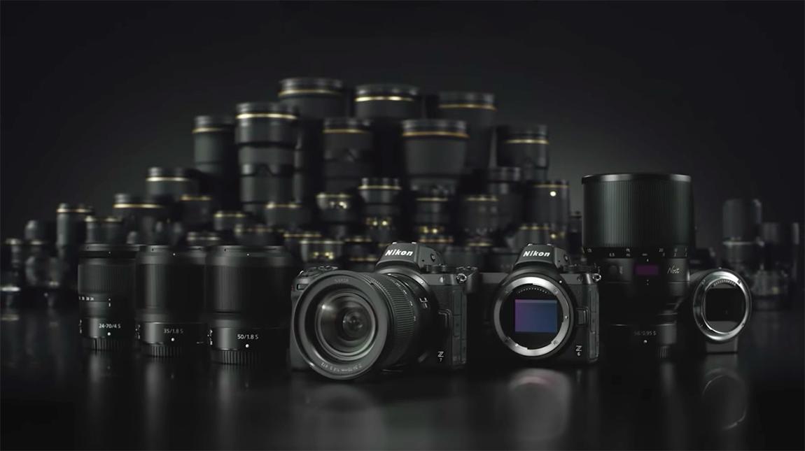 اطلاق Nikon Z7 و Nikon Z6 | كاميرات ميرورليس فل فريم من نيكون