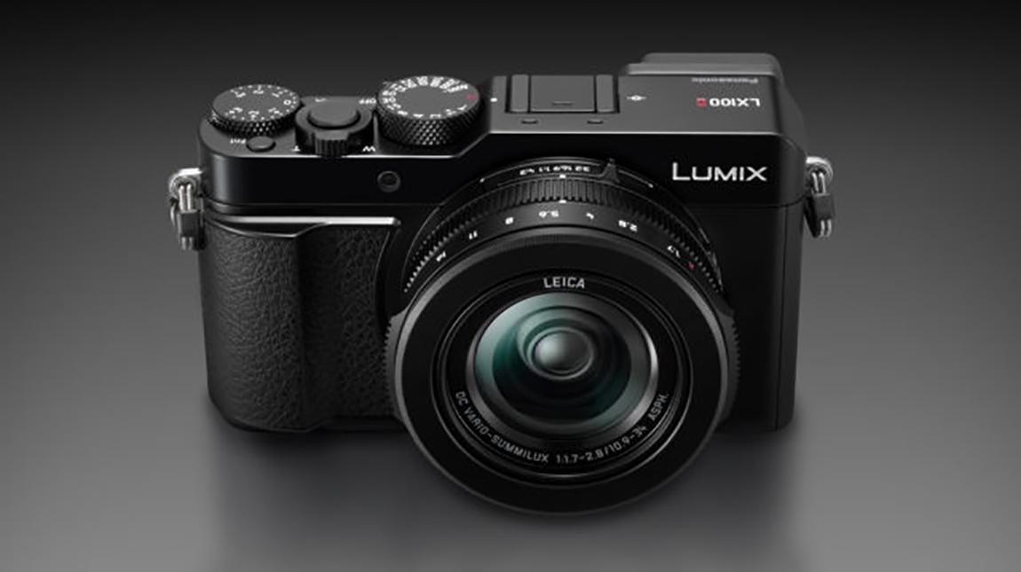كاميرة باناسونيك LX100 II المدمجة بجودة تصوير فيديو 4K