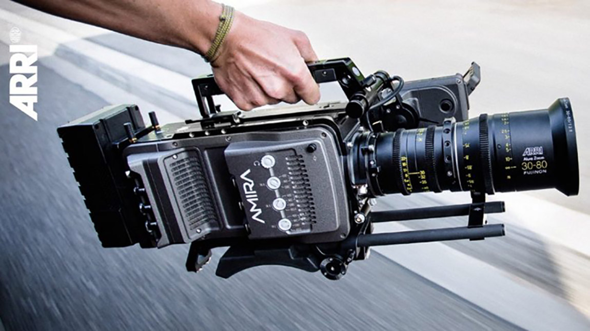 ارري تطلق حزمة تحديث ARRIRAW لكاميرا ARRI AMIRA