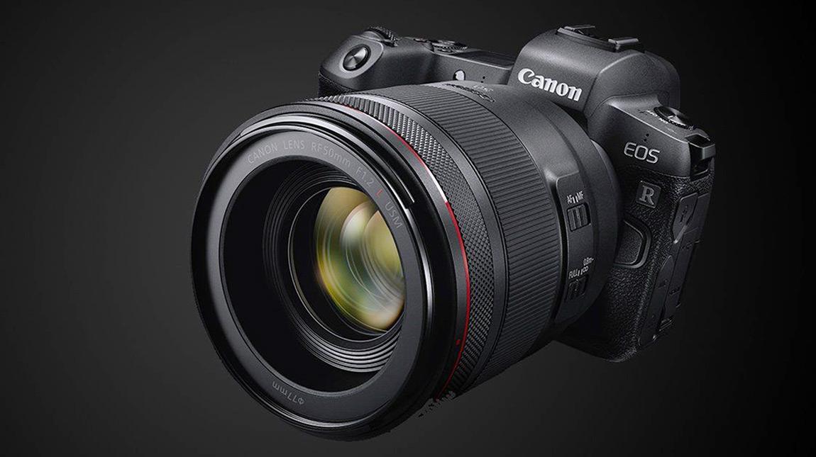 إطلاق كاميرة كانون EOS R ميرورليس فل فريم وبتصوير 4K