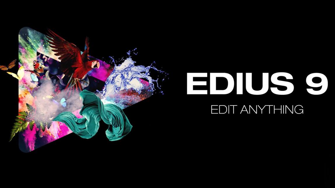 اصدار EDIUS 9.30 برنامج مونتاج الفيديو بميزات احترافية