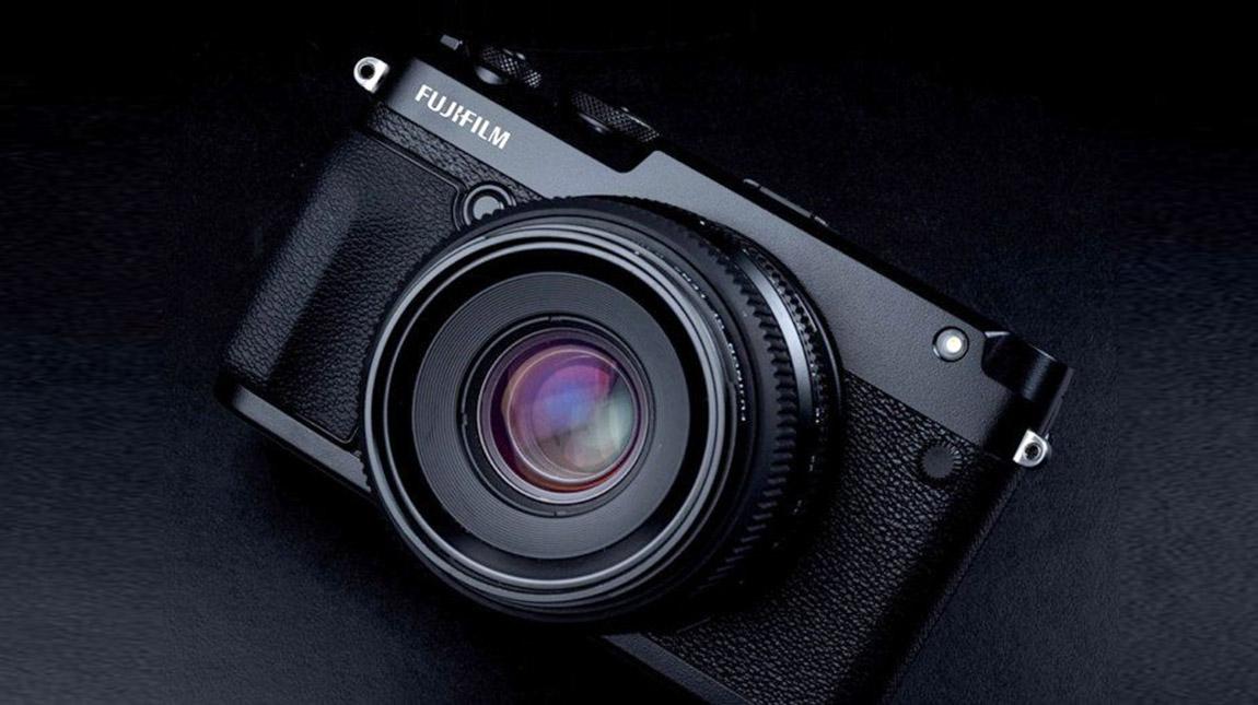 فوجي GFX 50R كاميرا ميديوم فورمات ميرورليس بوضوح 51 ميجابيكسل
