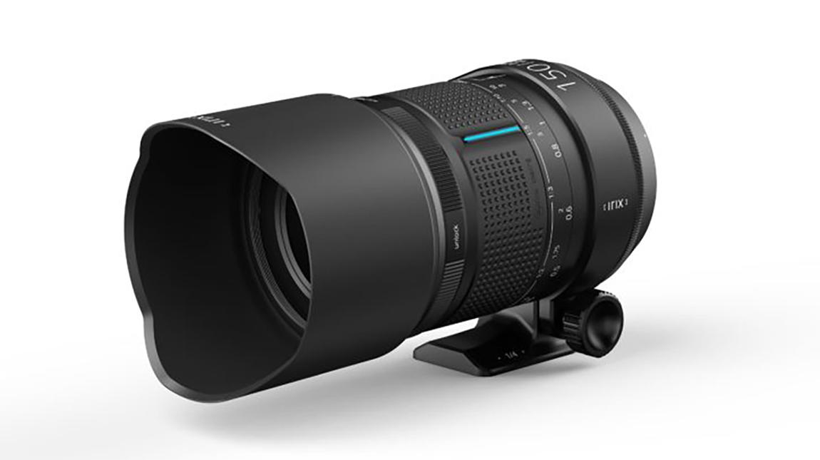 الإعلان عن عدسة ماكرو Irix 150mm لكاميرات فل فريم