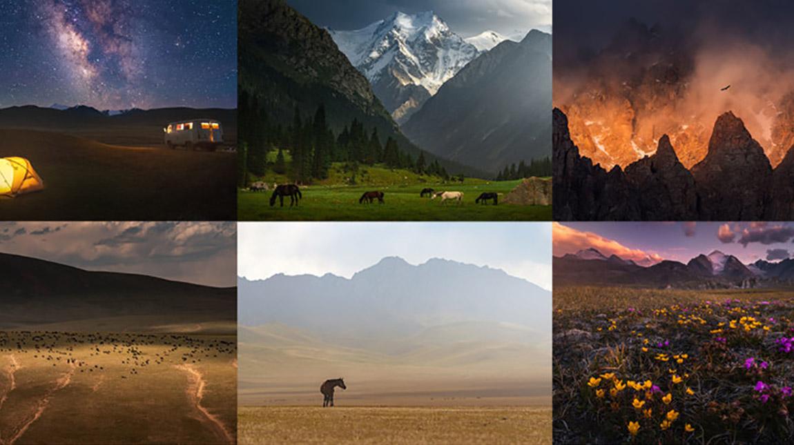 شاهد جمال طبيعة جمهورية قرغيزستان الجوهرة الخفية في آسيا الوسطى