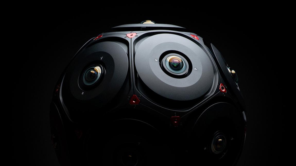 فيسبوك و ريد تكشفان عن Manifold اقوى كاميرا 3D وواقع افتراضي في العالم