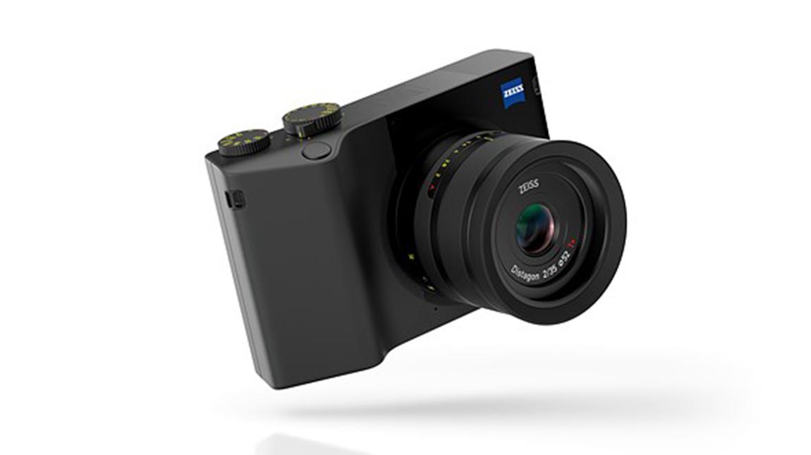 الإعلان عن ZEISS ZX1 اول كاميرا فل فريم من زايس