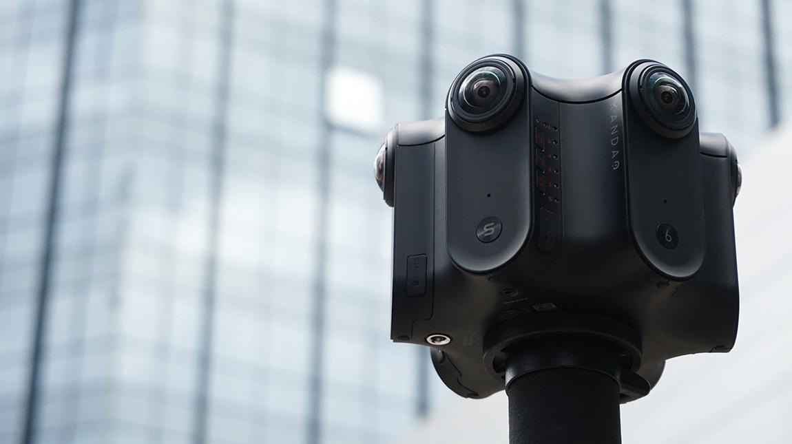 تعرف على Obsidian R كاميرا بث وتصوير فيديو 360 درجة بجودة 8K