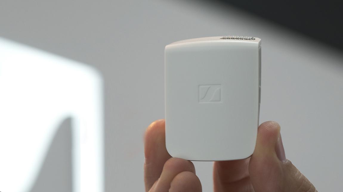 سينهايزر Memory Mic | مايكروفون صوت لاسلكي للهواتف الذكية