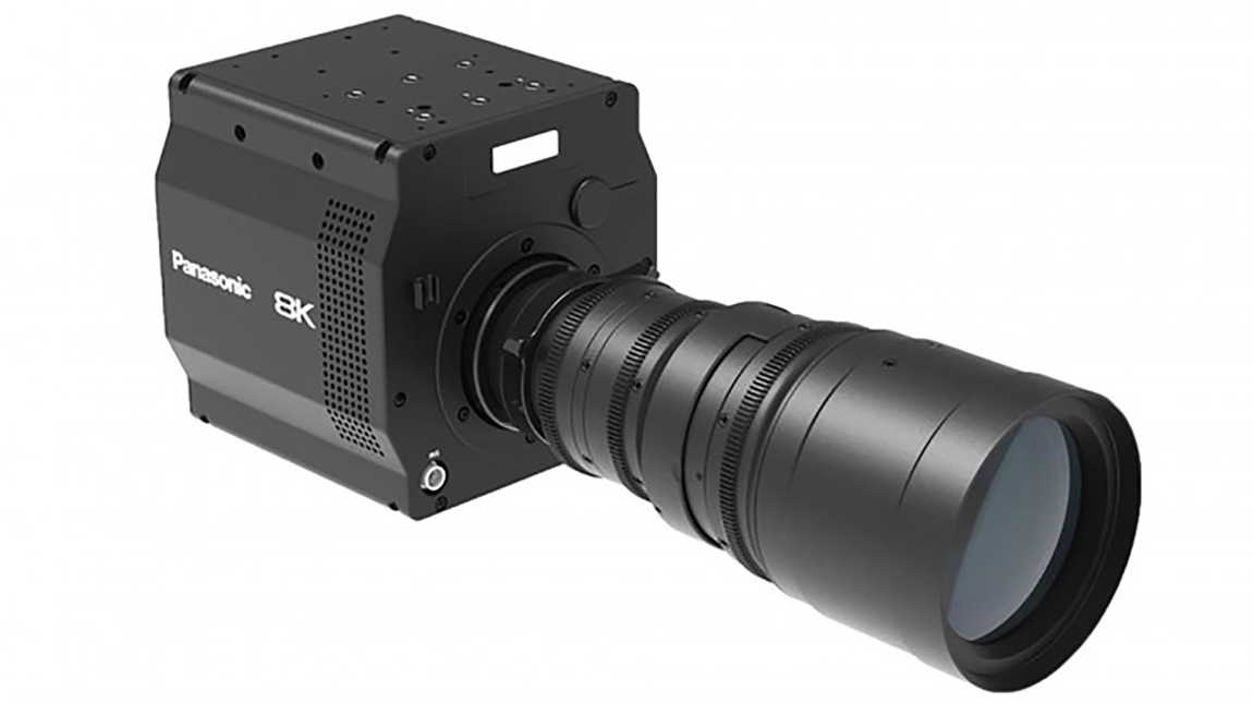 الإعلان عن Panasonic AK-SHB810 اول كاميرا بجودة 8K من باناسونيك