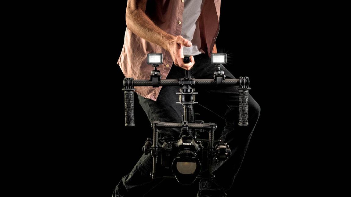 LitraPro إضاءة LED مقاومة للصدمات والماء لصناع الافلام المغامرين