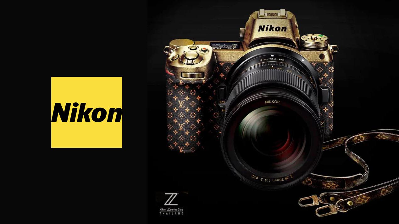 نسخة من كاميرا نيكون Z7 مغلفة بالذهب تثير ضجة على الانترنت