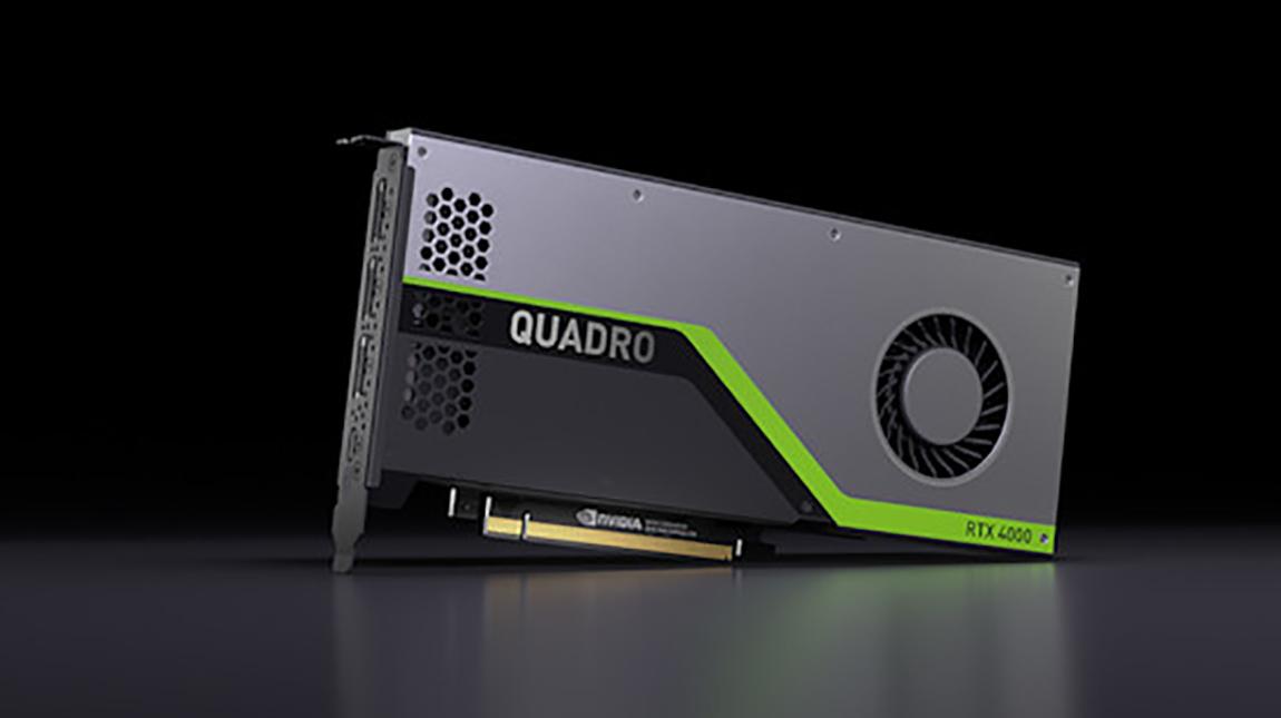 انفيديا تعلن عن Quadro RTX 4000 كارت شاشة للألعاب ومونتاج الفيديو