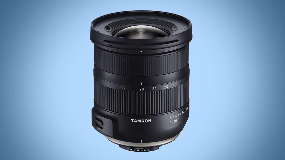 عدسة Tamron الجديدة قياس 17-35 ملم لكاميرات فل فريم
