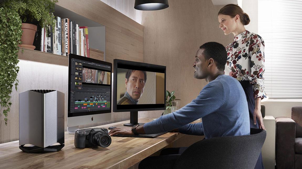 جهاز eGPU Pro من بلاك ماجيك لتعزيز اداء الرسوميات وزيادة التوصيلات