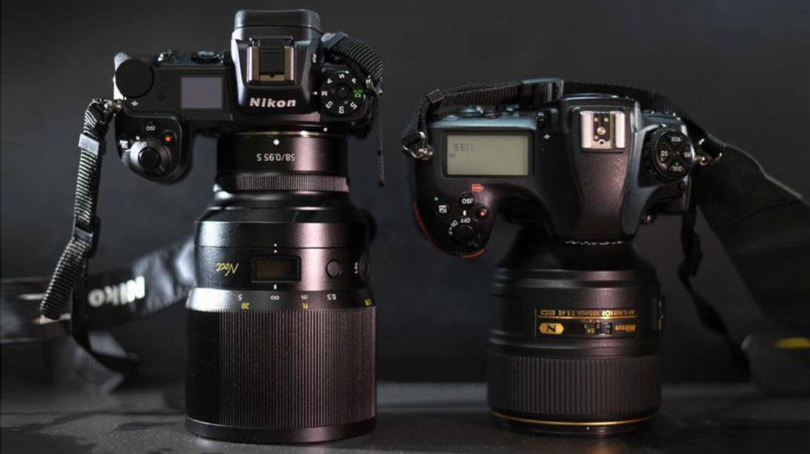 الصور الاولى لعدسة Nikon 58mm السريعة جدا بفتحة f/0.95
