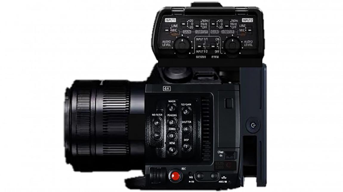 باناسونيك L-Mount | كاميرا سينمائية بجودة 4K بسعر منخفض