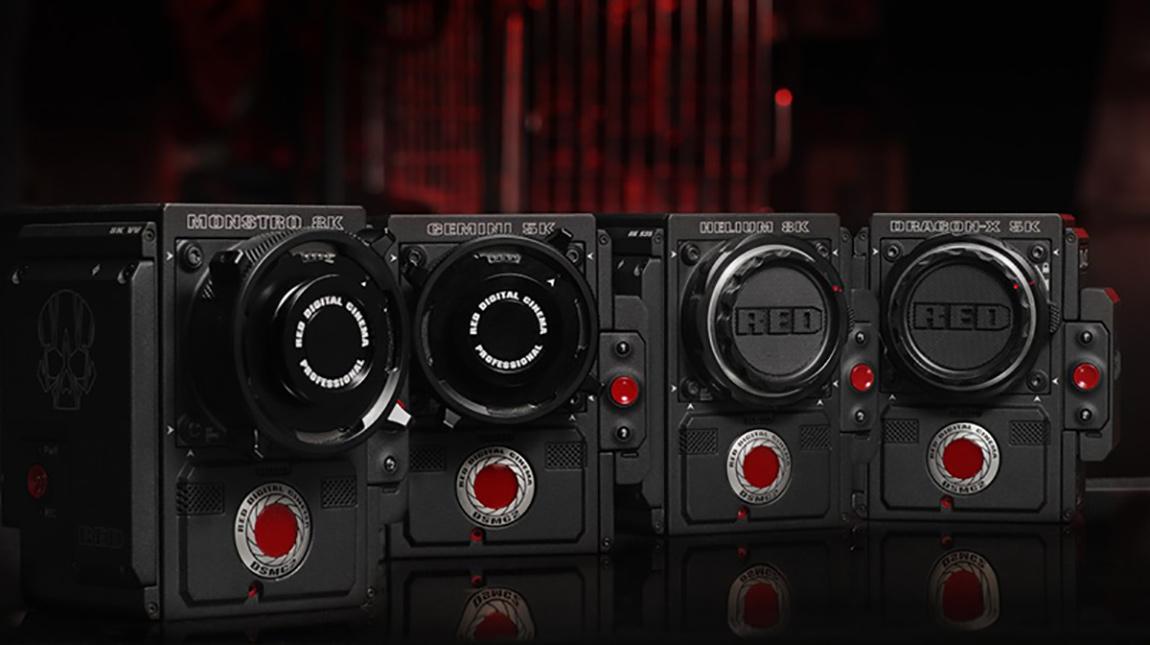 الاعلان عن Dragon-X كاميرا جديدة من ريد بجودة 5K وبسرعة 240 اطار