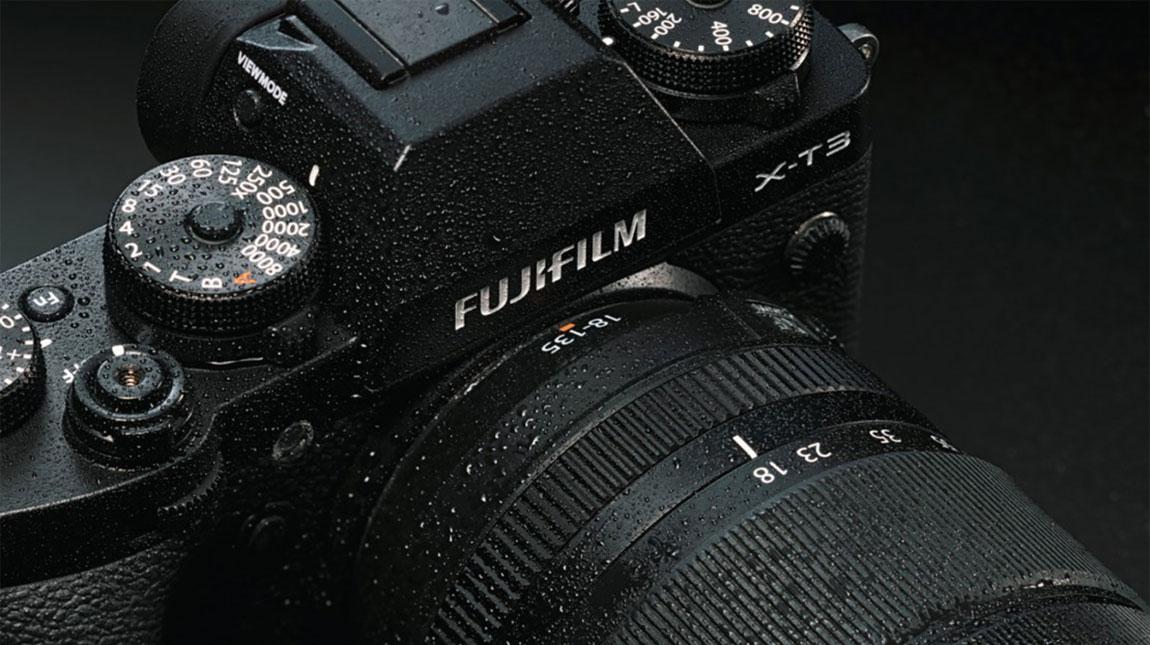 كاميرا فوجي فيلم X-T3 تحصل على تحديث لتصوير فيديو 4K