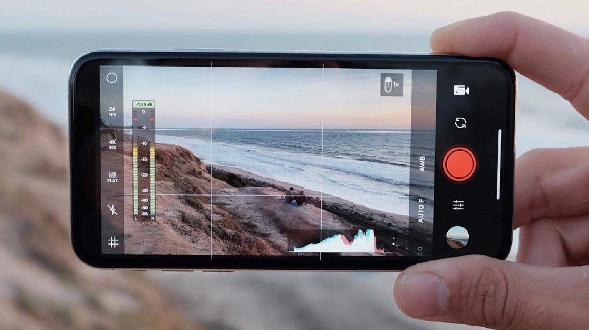 تطبيق Moment App 3.5 لتصوير فيديوهات احترافية للهواتف