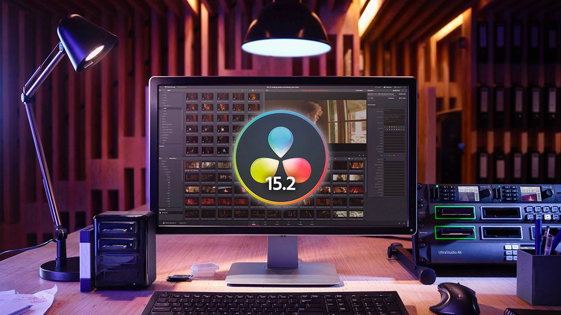 بلاك ماجيك تعلن عن دافينشي ريزولف 15.2 الجديد المليء بالميزات