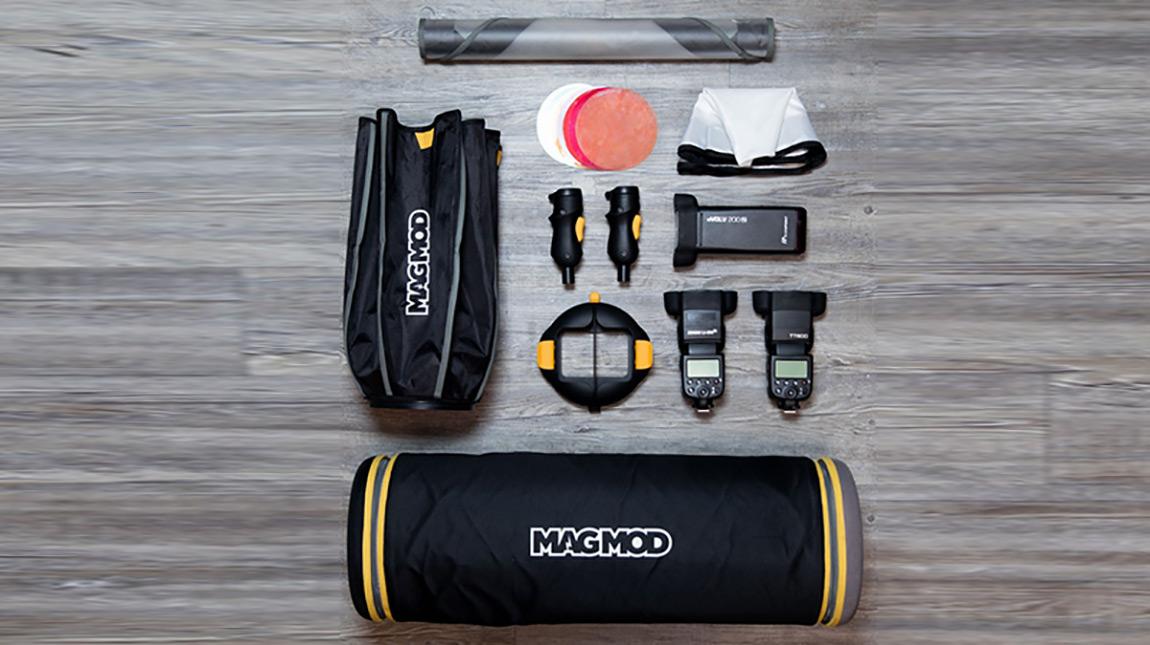 سوفت بوكس MagMod المغناطيسي للتصوير الفوتوغرافي ولصناعة الفيديو