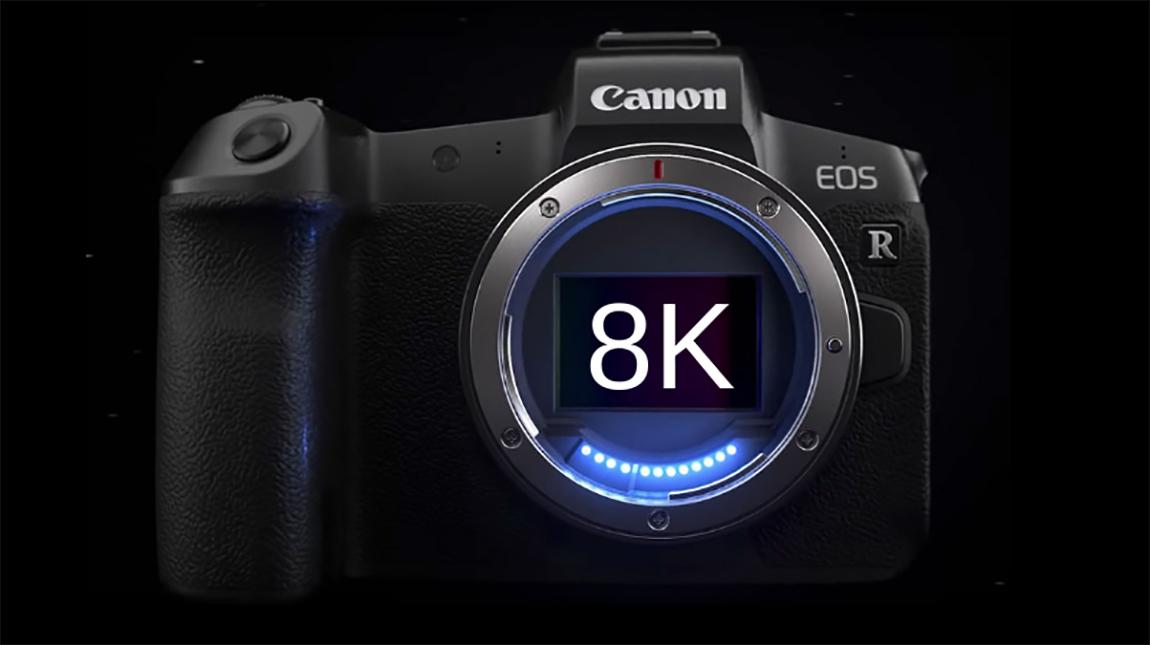 كانون ايوس ار بجودة 8K قيد التطوير وسيتم الاعلان عنها قريبا