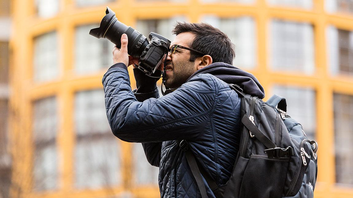 12 تدريب لتقوية وصقل مهارتك كمصور سينمائي او فوتوغرافي