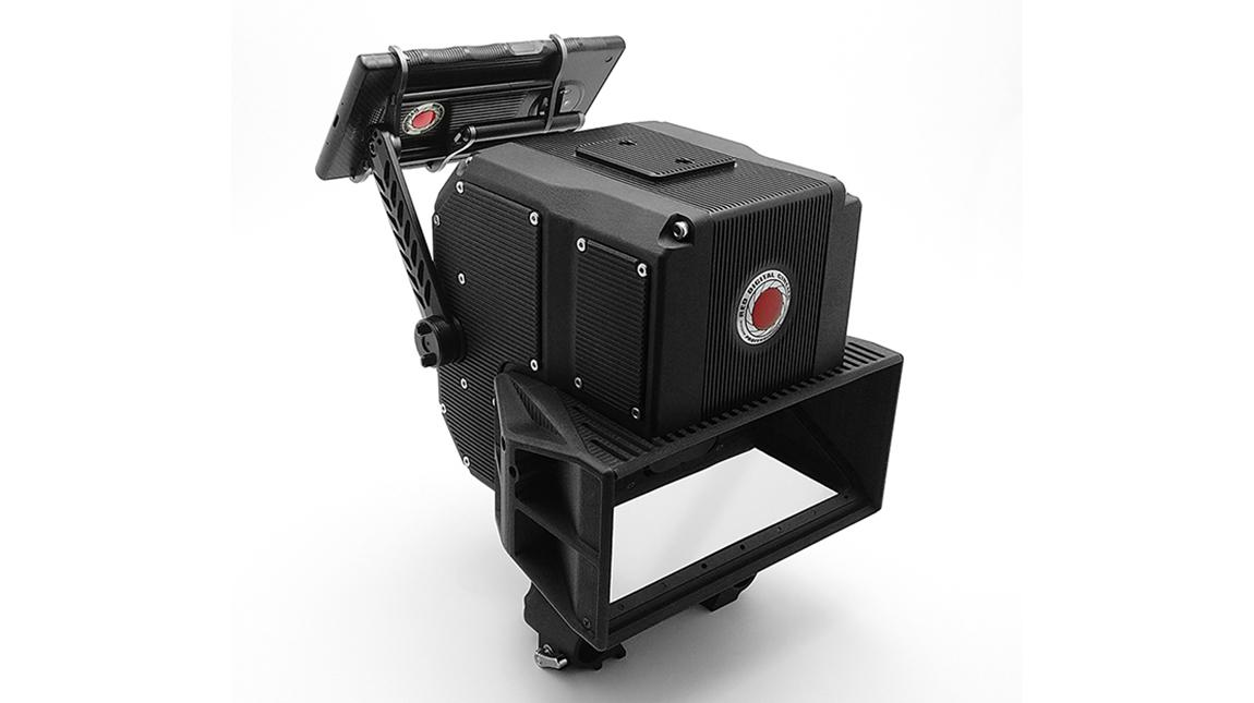 كاميرا RED Lithium اول ملحقات هاتف ريد هيدروجين