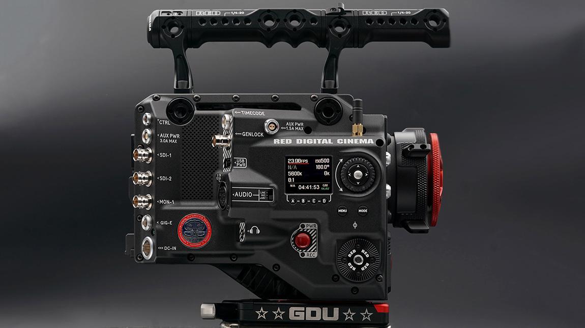 الإعلان عن كاميرا RED Ranger بجودة 8K للإيجار فقط