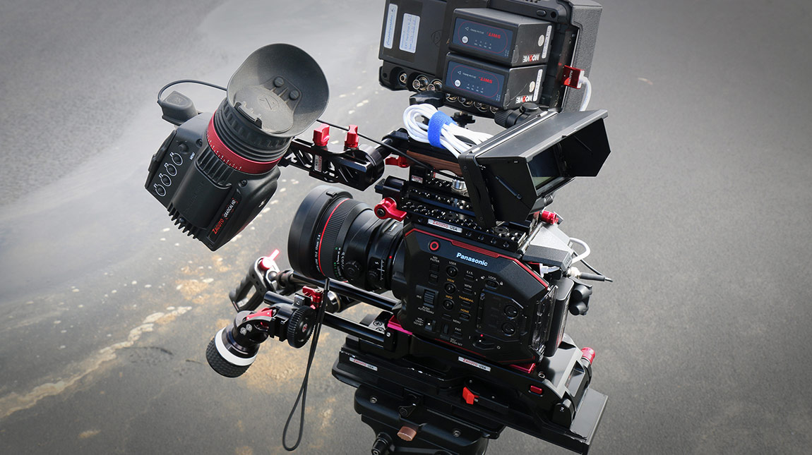 تحديث لكاميرا EVA-1 السينمائية من باناسونيك مع تخفيض السعر