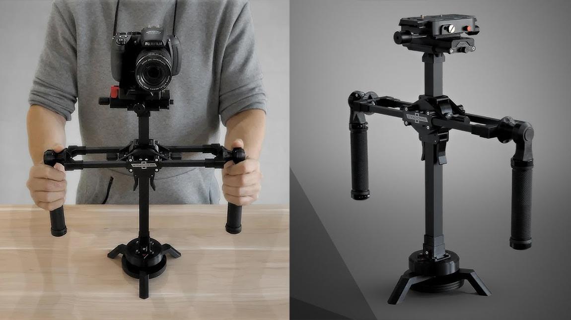 إطلاق SteadyCross مثبت كاميرا مغناطيسي يعمل بدون طاقة