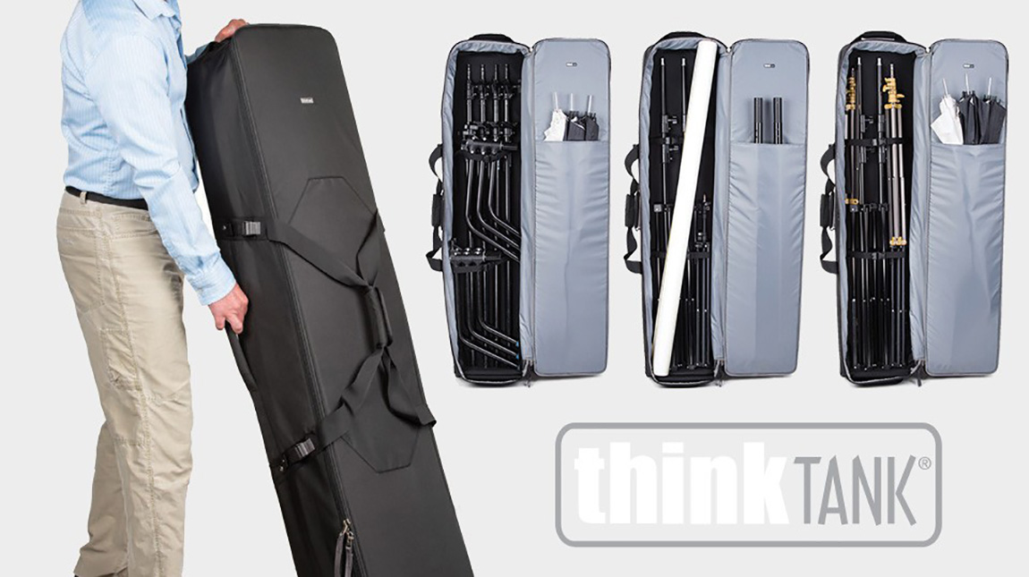 Think Tank تطلق Studio Manager 52 لنقل معدات التصوير