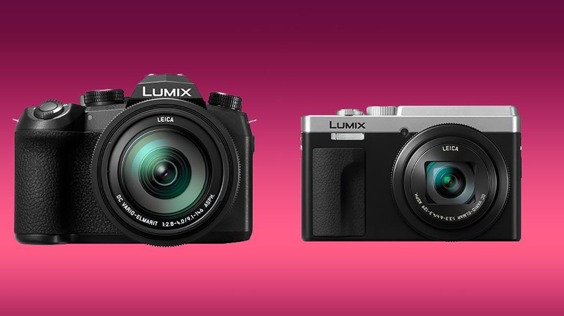 باناسونيك تحدث لوميكس FZ1000 II و كاميرا ZS80