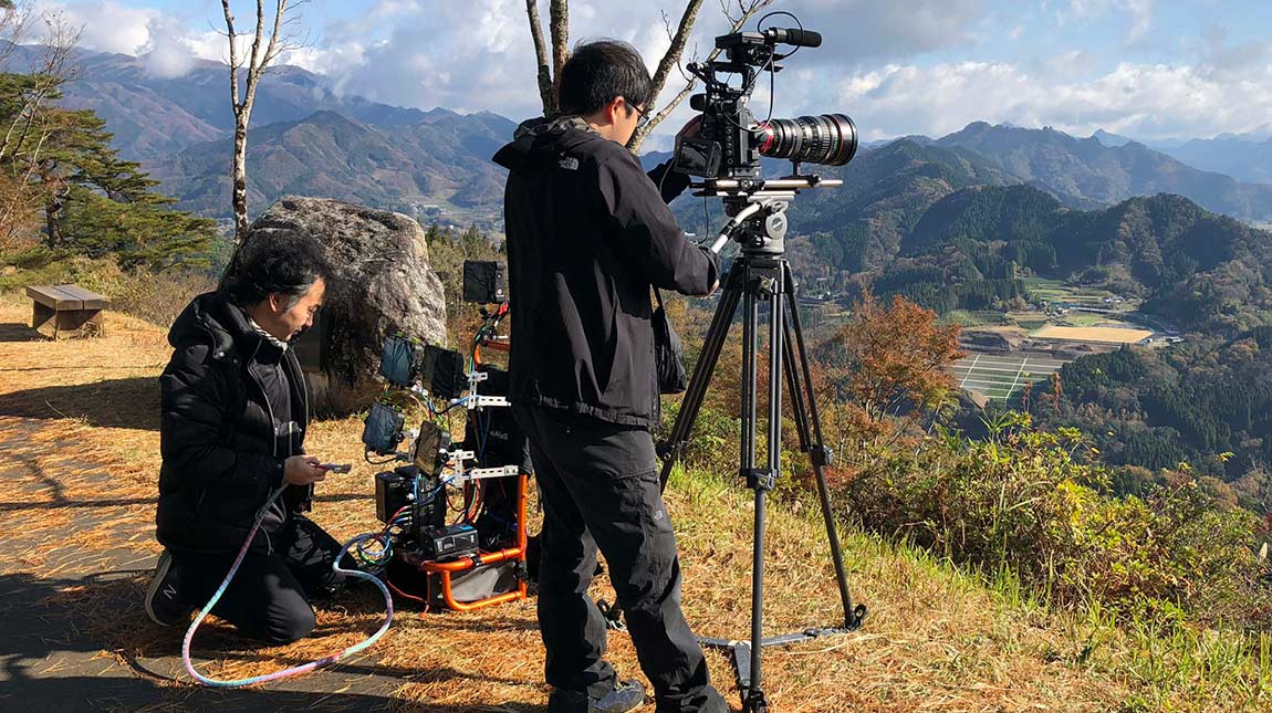 كاميرا Canon 8K | كانون تنشر لقطات مصورة بجودة 8K