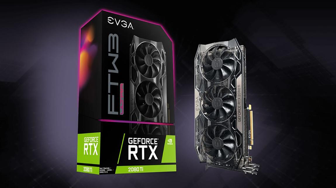 مجموعة EVGA Geforce الجديدة لاجهزة المونتاج والالعاب