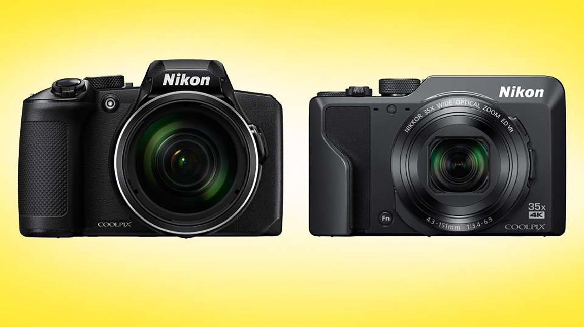 نيكون COOLPIX | كاميرتي B600 و A1000 بسعر منخفض