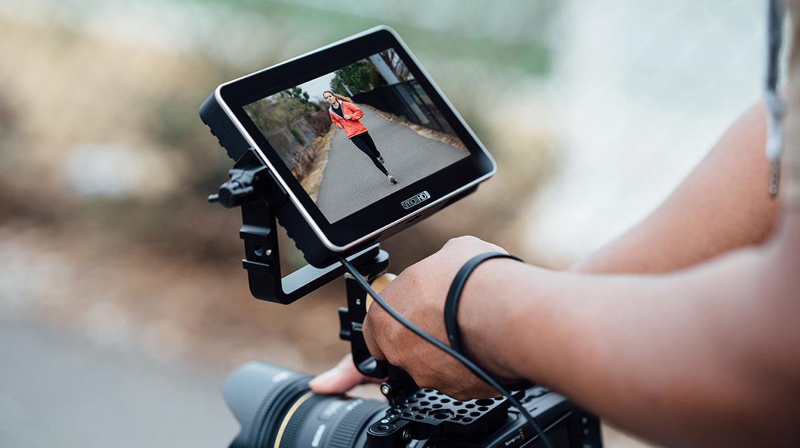 SmallHD FOCUS 7 شاشة لمس قياس 7 انش لمراقبة الفيديو