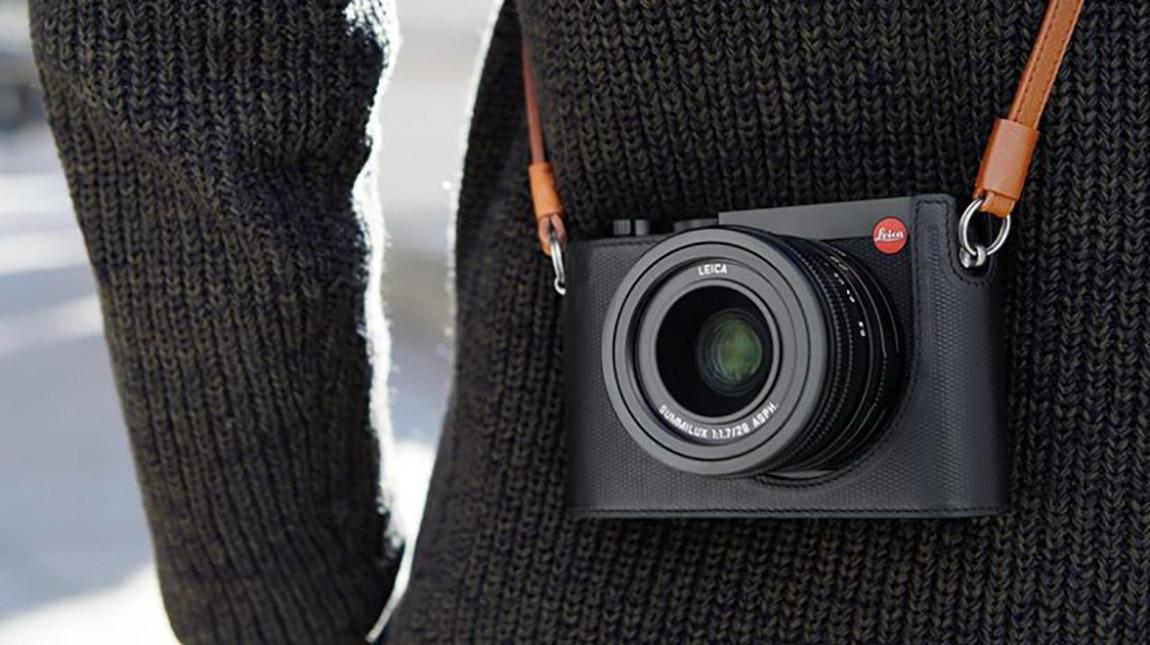 Leica Q2 | كاميرا فل فريم بتصوير 4K ووضوح 47 ميجابكسل