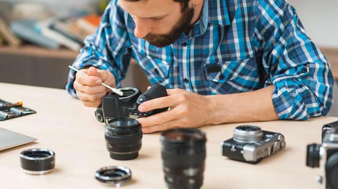 نصائح للمصورين | كيفية تنظيف العدسات بطريقة احترافية