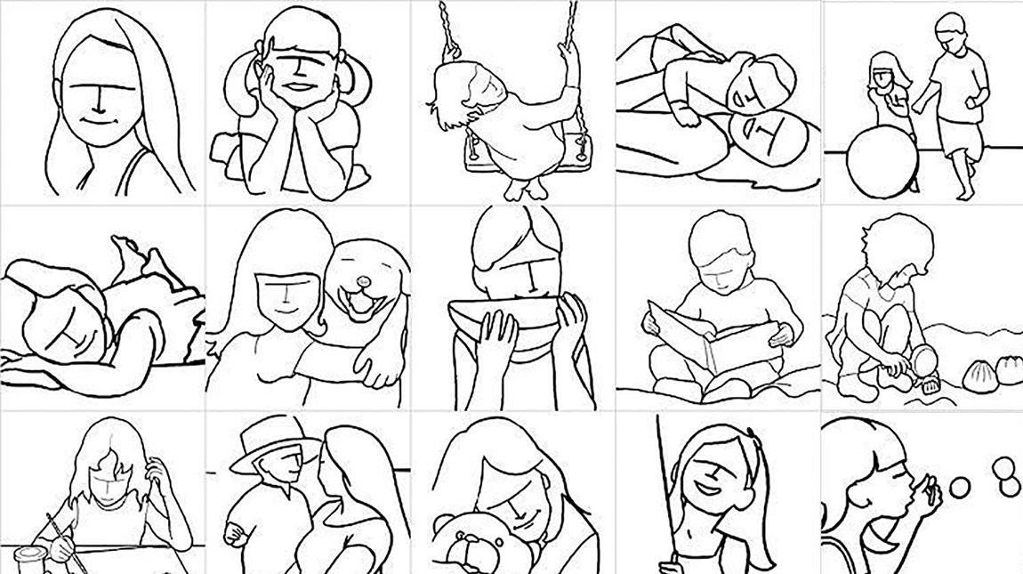 تعلم تصوير الاطفال عن طريق اتقانك لـ 20 وضعية بسيطة