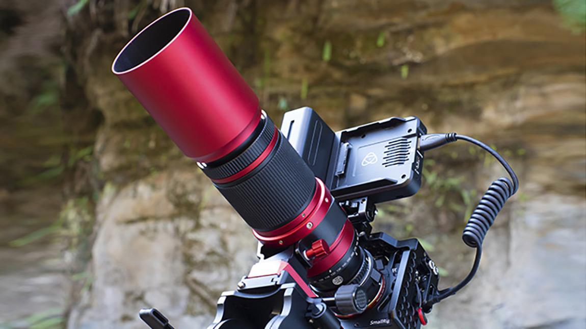 عدسة Redcat 250mm | تعرف على العدسة الاكثر حدة في العالم