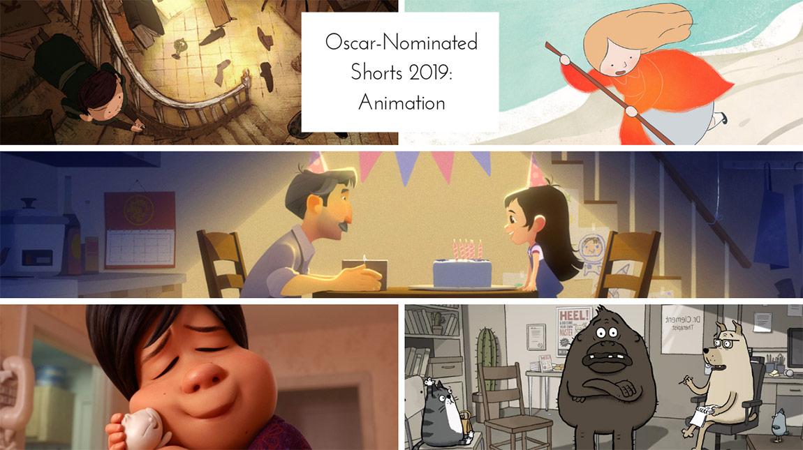 كواليس صناعة 5 افلام قصيرة متحركة رشحت للاوسكار 2019