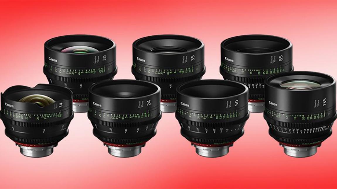 كانون تطلق Sumire سلسلة عدسات سينمائية بنظام تثبيت PL