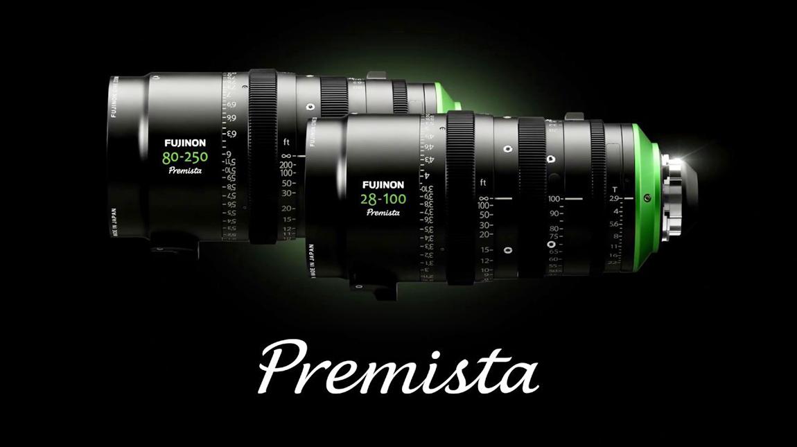 عدسات FUJINON Premista للكاميرات ذات الصيغ الكبيرة