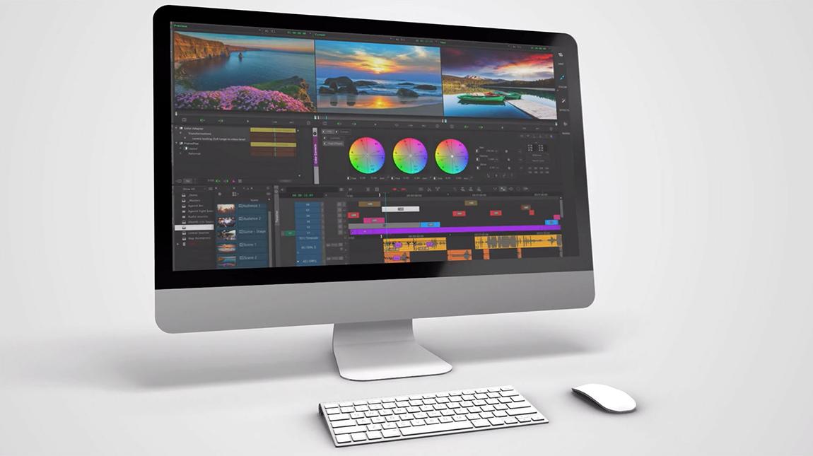 افيد Media Composer 2019 لمونتاج الفيديو بجودة 16K